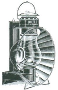 The Tz 30 And 60 Beacon Lanterns Were Each Produced In Three Distinct Versions All Model Used A 2 Burner While