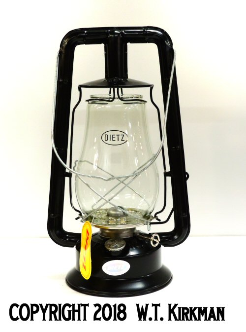 Dietz #10 Monarch Hot Blast Oil Lantern