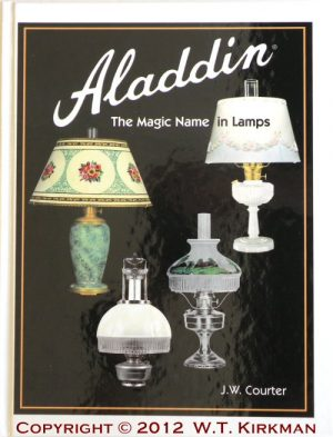 Aladdin Lamp Books
