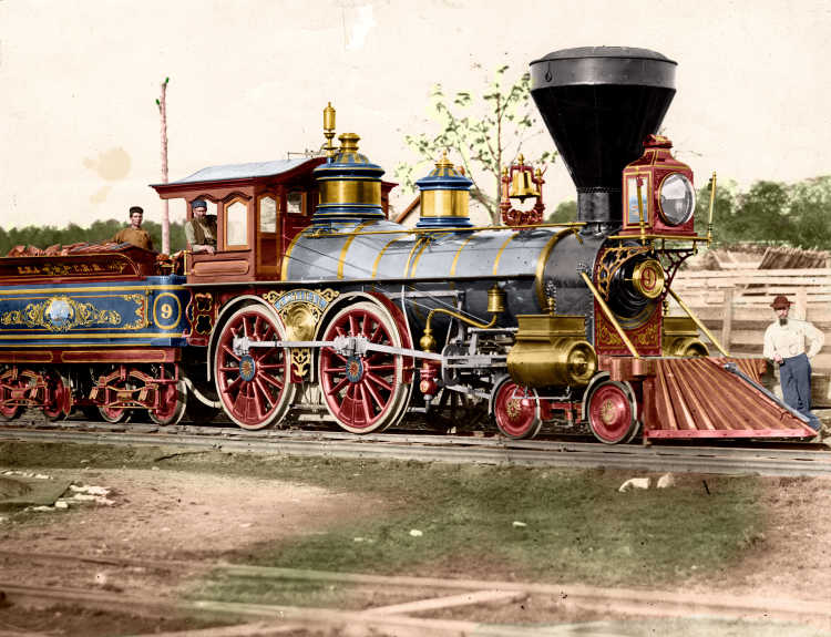 Madison Kirkman / Railroad Related Material