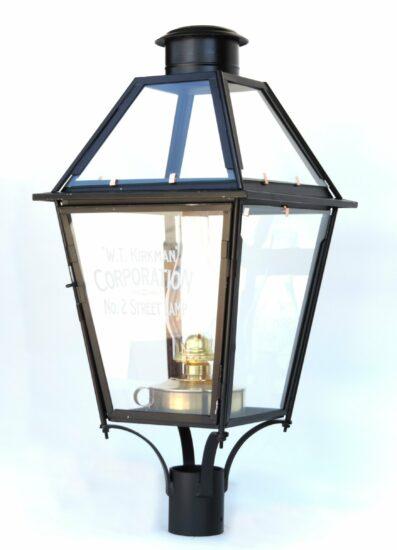 Corporation Street Lamp