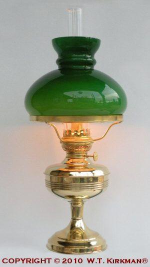 Gaudard-Kosmos Oil Lamps