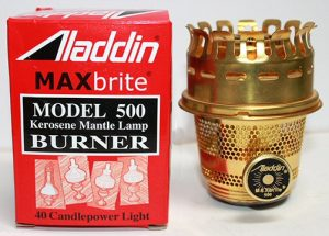 Oil Lamp Burners