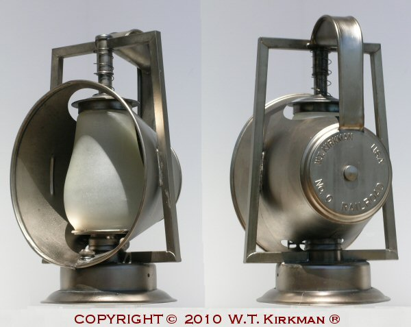 This is a lantern that we made special for Walt Disney World. It has all solid brass construction with an oxidized nickel plate finish. It was made to surface mount for use to illuminate a sign, and was UL listed for Wet Locations.