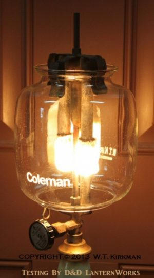 Coleman Globes and Chimneys